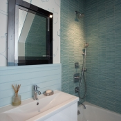 Ocean inspired bathroom 2